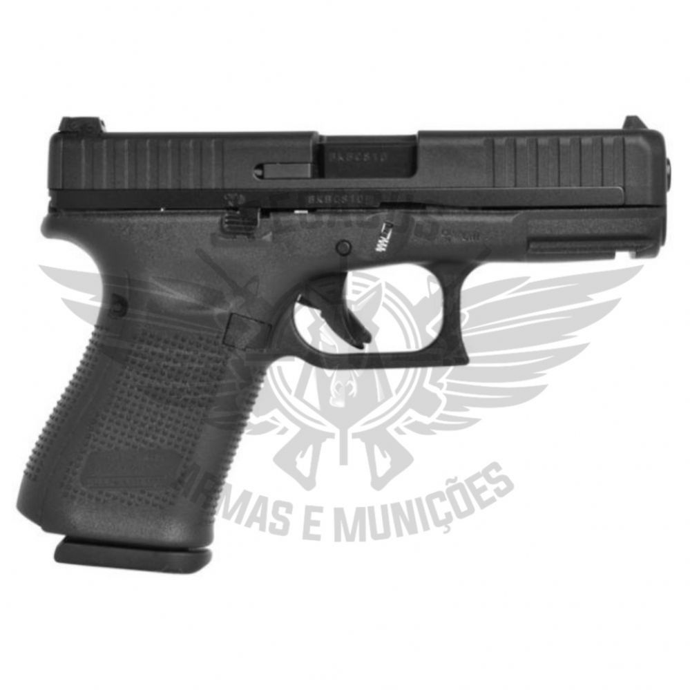 Pistola Glock G44 Compact Cal. 22 LR