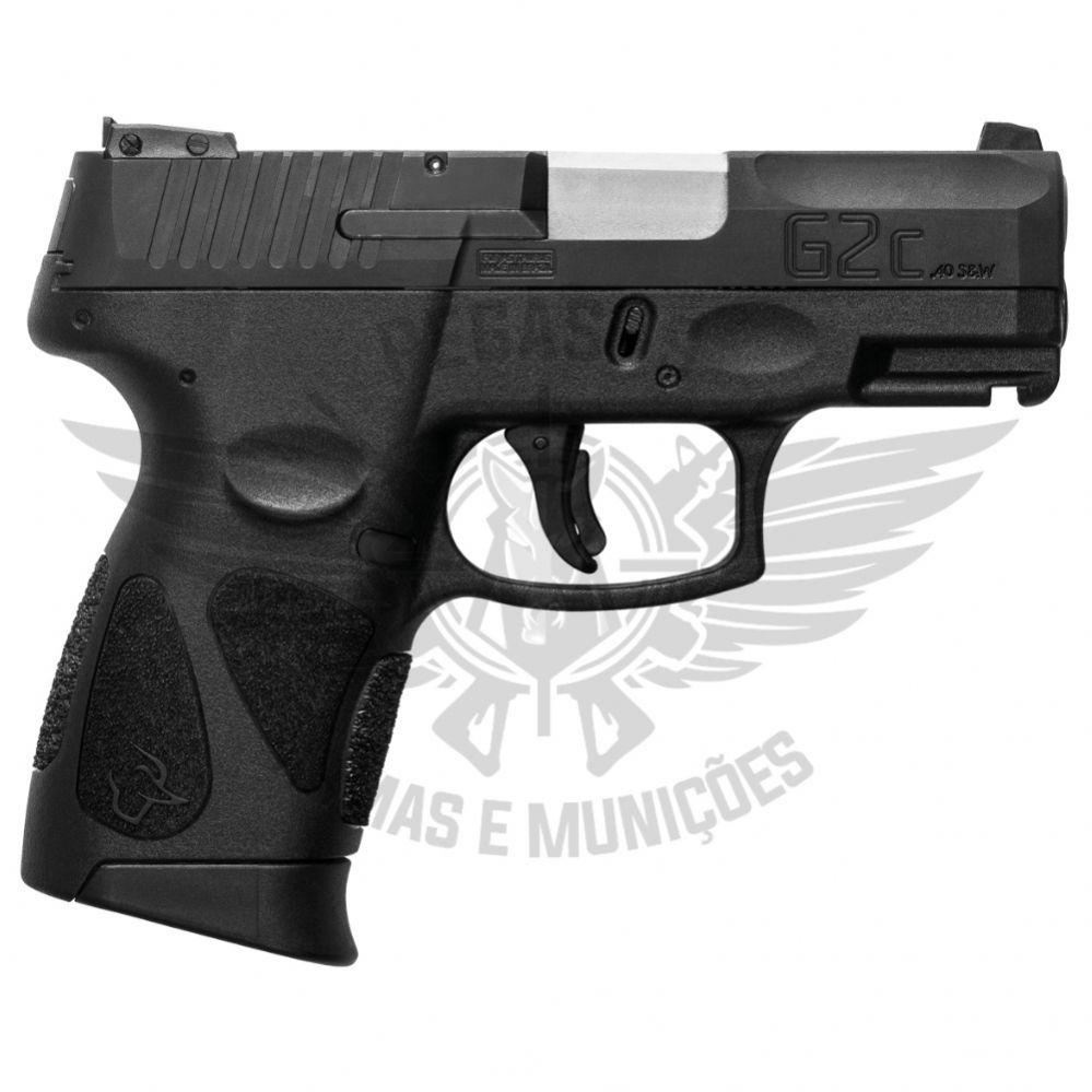 Pistola Taurus G2C Cal. .40 S&W