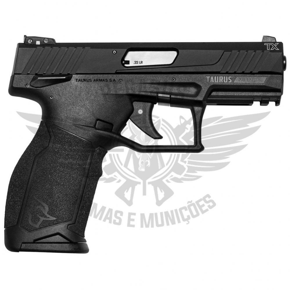 Pistola Taurus TX22 Cal. .22